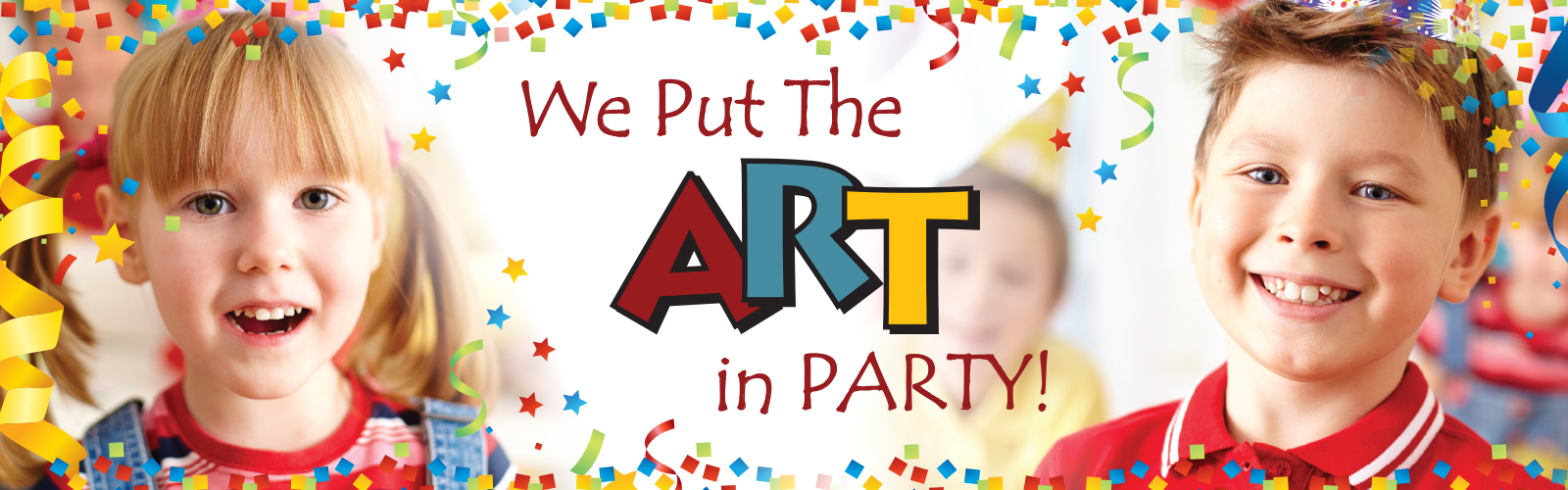 Kids Birthday Parties   Paint Your Own Pottery in Overland Park